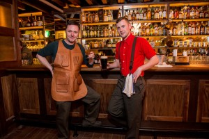Jack McGarry e Sean Muldoon al Dead Rabbit